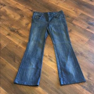 Chip & Pepper high waist jeans